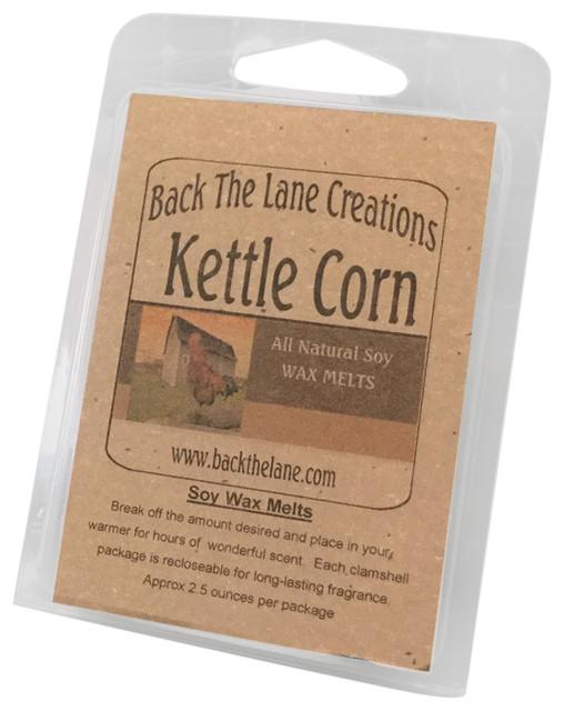 6-Piece Break-Away Soy Wax Melts, Kettle Corn.