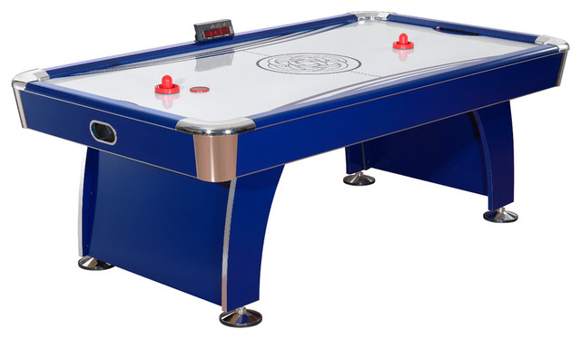 Blue Wave Blue Wave 7 5 39 Air Hockey Table View In Your Room Houzz