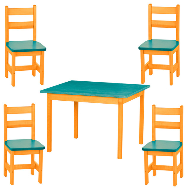 Kids Kitchen Table: Candy Shop Table And Chairs Play