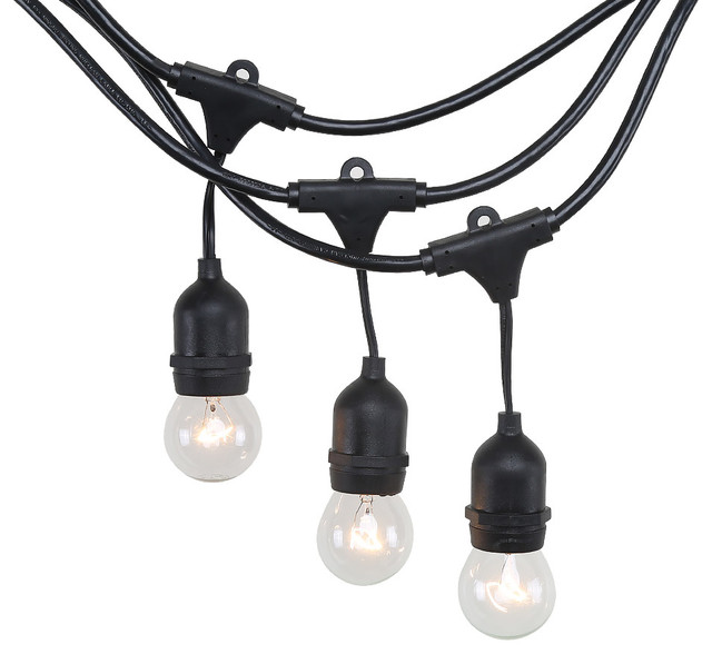 outdoor indoor string lights transitional outdoor rope and string