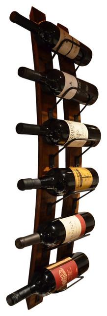 Stave Wine Rack.