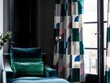 25 Tende Perfette Se Vuoi un Soggiorno Elegante (25 photos) - image  on http://www.designedoo.it