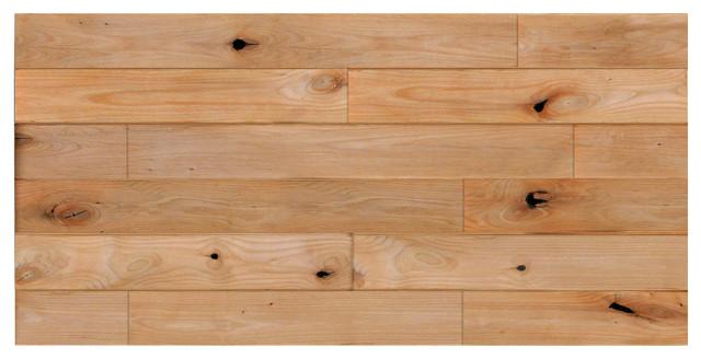 Clear Finish Alder Panel Lok, 4 Pieces, 24x48, 32 Sq Ft.