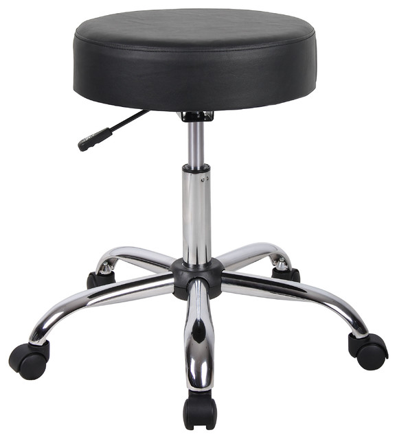 Boss Office Chairs boss caressoft medical stool - office chairs -boss office products