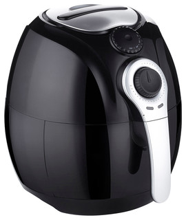 Avalon Bay Deluxe Airfryer Mini Convection Oven Black