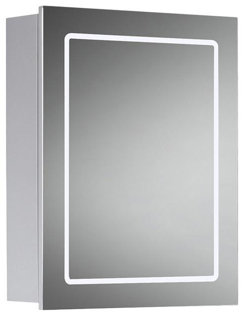 Cassini Led Mirror/medicine Cabinet.