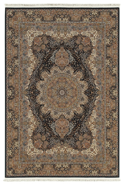 Oriental Weavers Sphinx Division Masterpiece 5501k 6 7 X9 Black