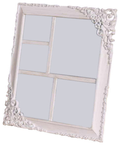 Pretty Cream Multi Frame Photograph Frame - Country - Picture Frames ...