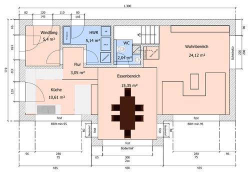 Schmales Haus Auf Schmalem Grundstück