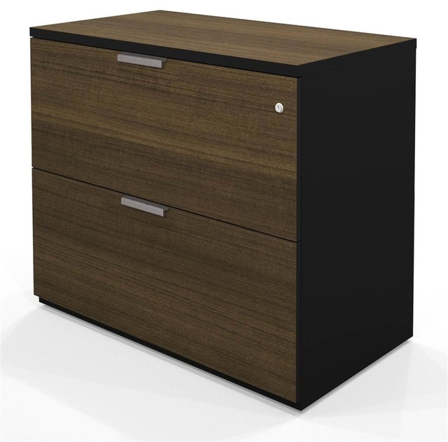 Pro-Concept Assembled Lateral File Cabinet - Contemporary - Filing Cabinets - by ShopLadder