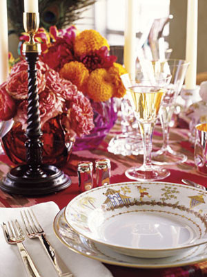 Chinoserie Tablescape