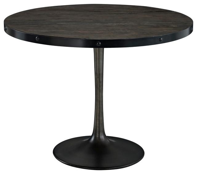 Round Dining Table Pedestal - Starrkingschool