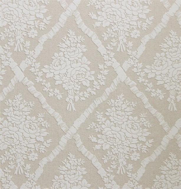 floral lattice wallpaper r2655 victorian wallpaper