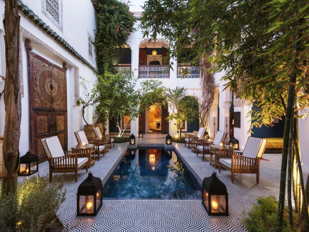 Les meilleurs Riad de Marrakech