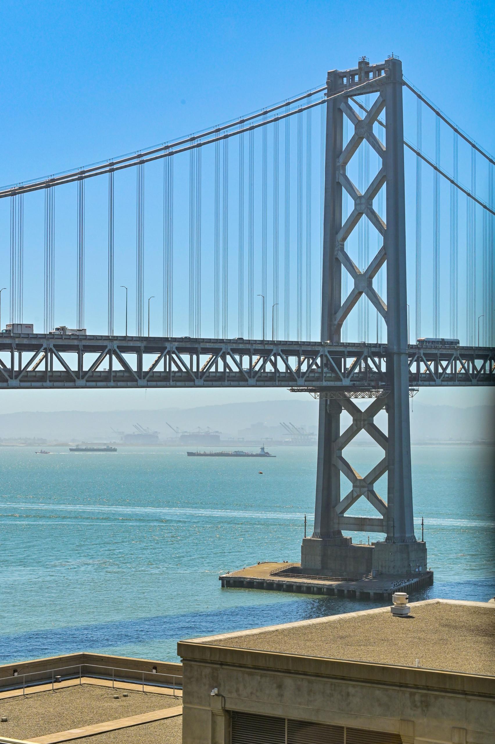 Downtown San Francisco Condo w/ Bridge Views