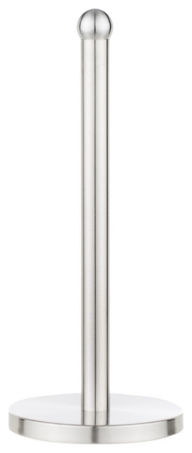 Jiallo Paper Towel Holder With Round Knob
