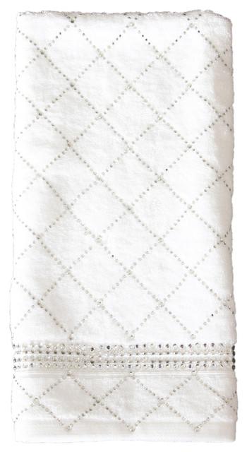 Cobble Cotton Bath Mat, Beige