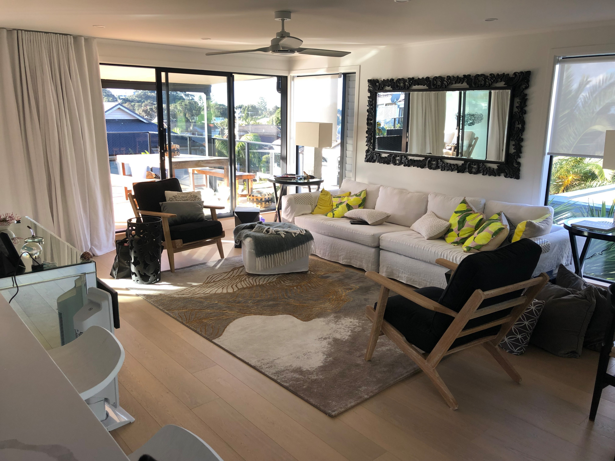 Bach to Modern Home Alteration