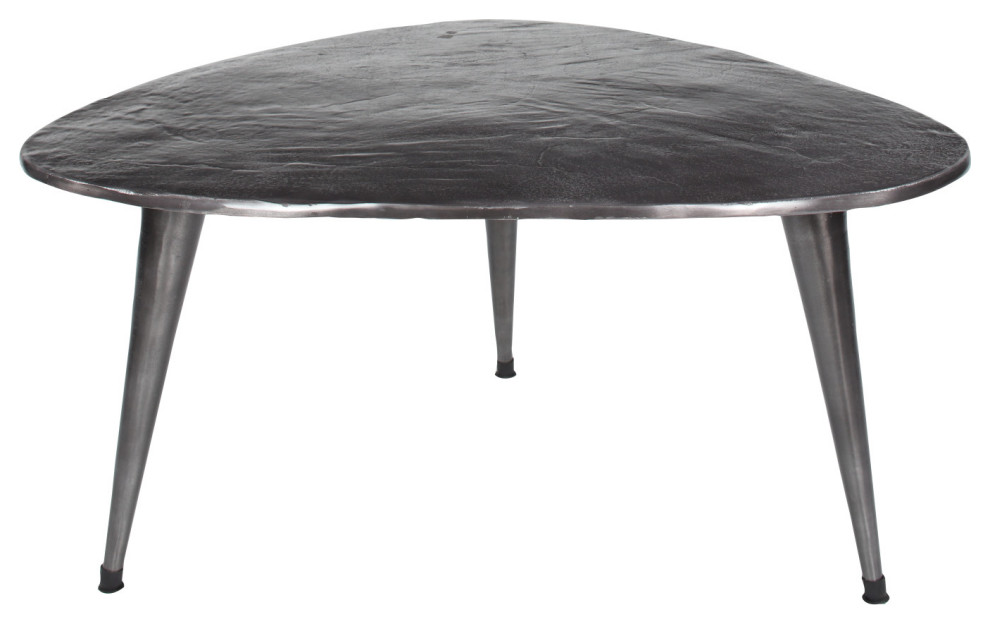 Kidney Shaped Large Coffee Table