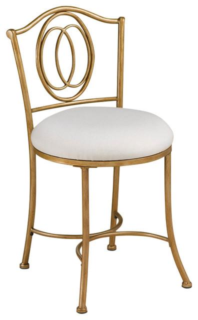 Vanity Stools Best Home Decorators Collection Delmar