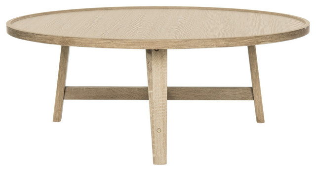 Cool 35 4 In Malone Round Coffee Table Evergreenethics Interior Chair Design Evergreenethicsorg