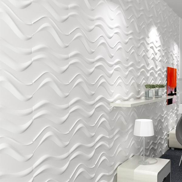 Decoration murale relief panneau decoratif 3d pour murs wallpanels - Panneau decoratif 3d ...