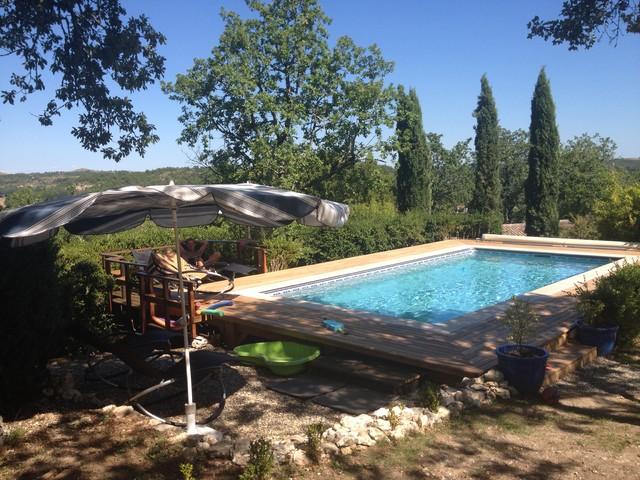 piscine bois 4x7
