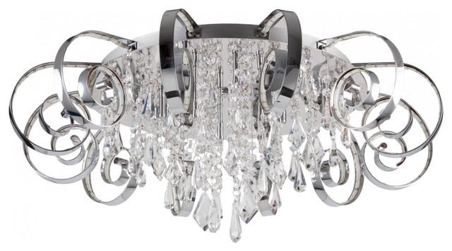 Kristal LED Ceiling Lamp