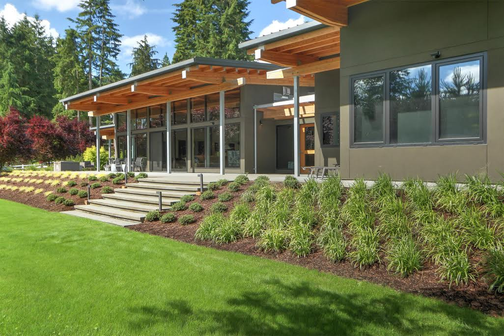 Bridle Trails Residence