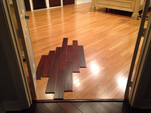 Delightful Which Direction To Lay Wood Floors??