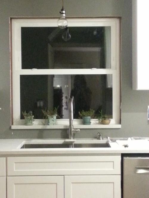 Square Sink Faucet Placement Dilemma - Bathroom sink faucet placement