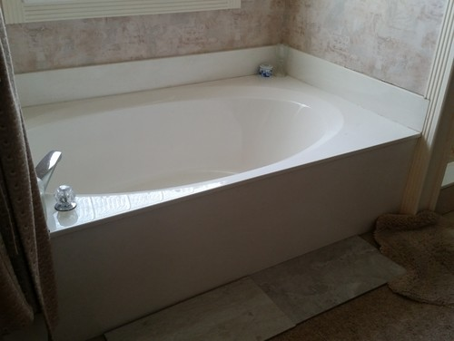Keep A Cultured Marble Tub?