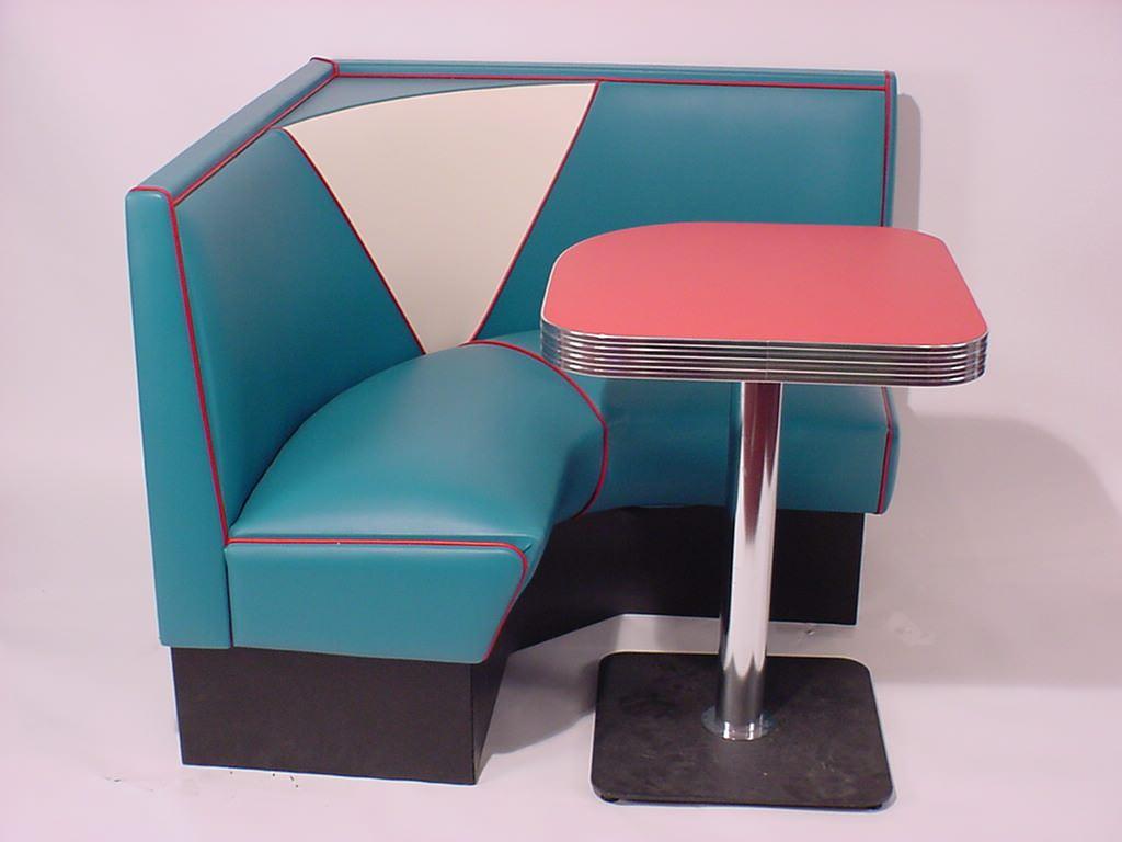 Retro Diner Booth Houzz