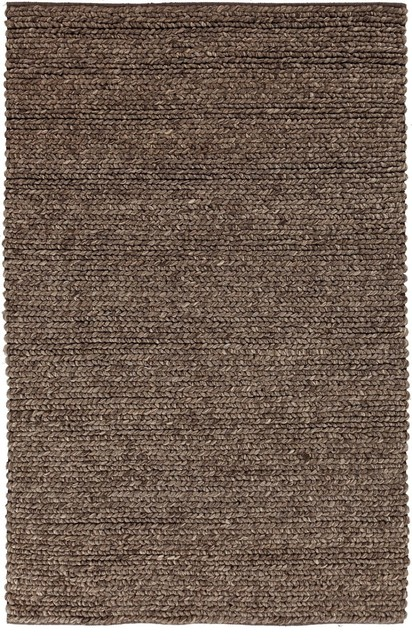 Solid/striped Rectangle Area Rug 2&x27;x3&x27; Dexter Collection.