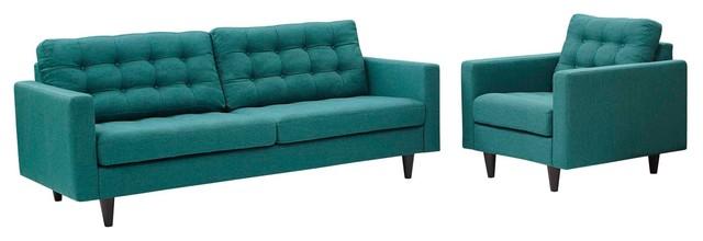 Astonishing Modern Contemporary Urban Living Armchair And Sofa Set Aqua Blue Inzonedesignstudio Interior Chair Design Inzonedesignstudiocom