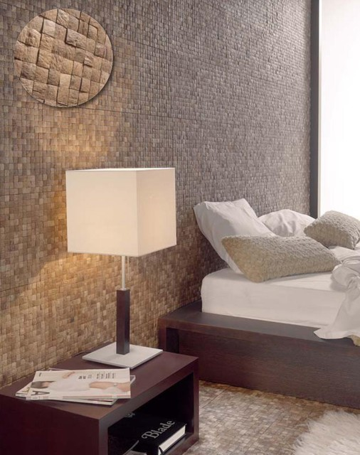 Coco Mat - Dune - natural coconut shell tile