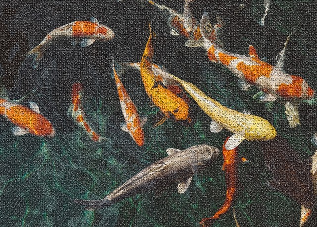 Fish 15 Area Rug 5 0 X7 0 Beach Style Novelty Rugs By Rug Tycoon