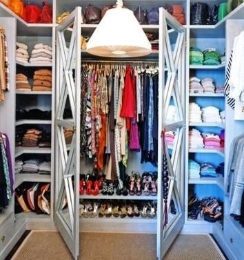dominomag- closet eclectic