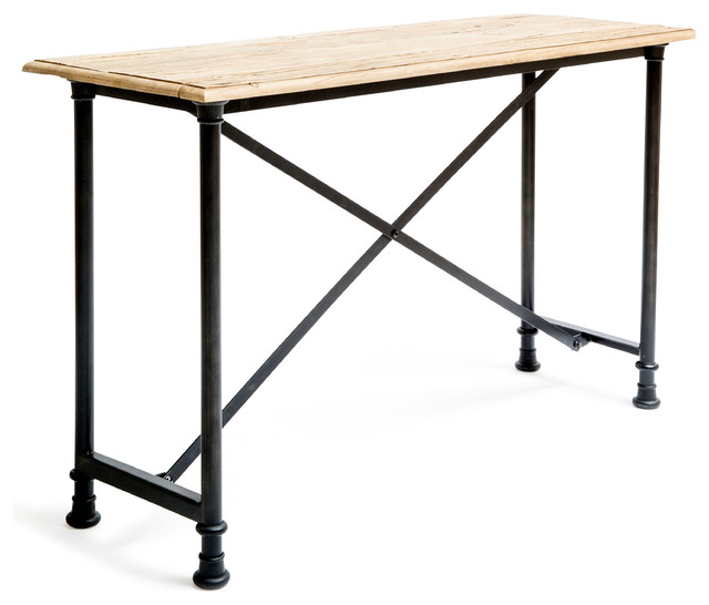 Lafayette Sofa Table Industrial Console Tables
