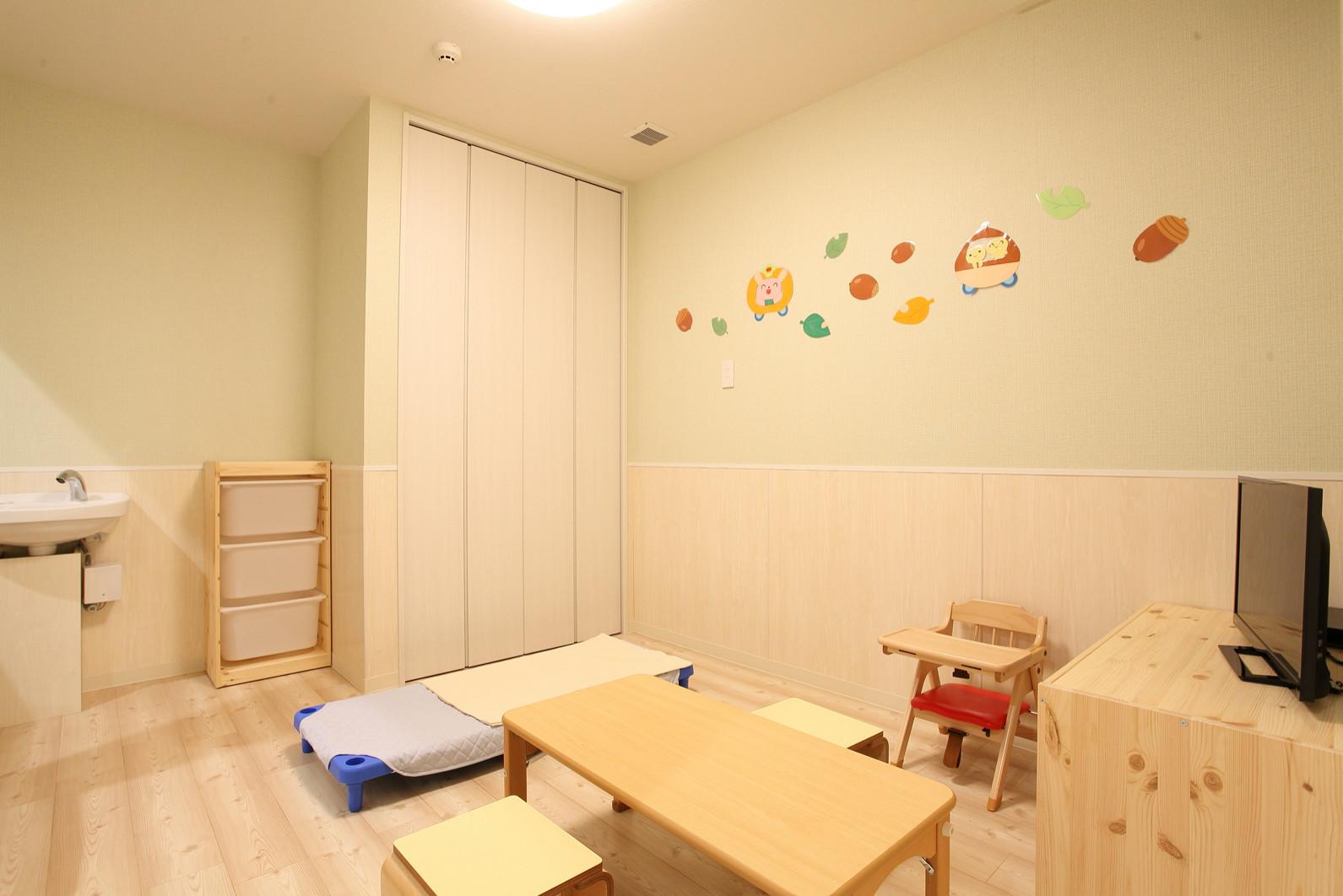 クリニック 宮の森クリニック病時病後児保育室
