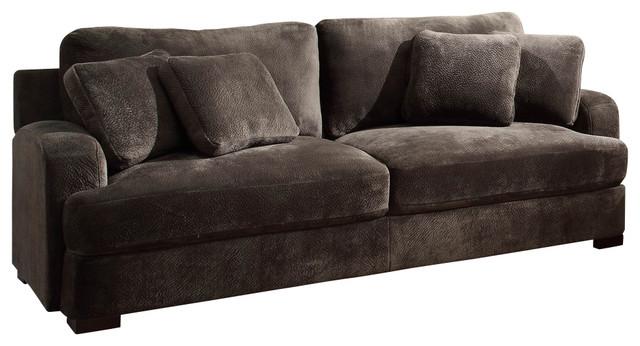Grey Microfiber Sofa Grey Microfiber 2 Pc Motion Sofa Set