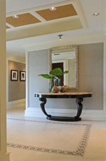 Brown Davis Interiors, Inc. traditional entry