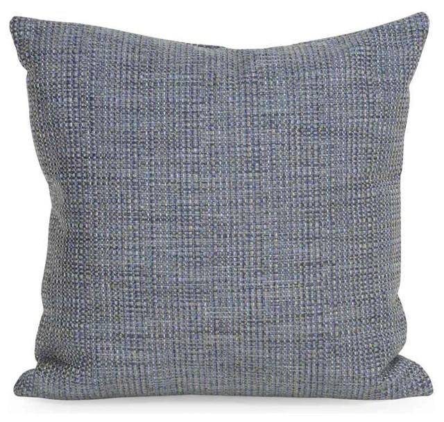Coco Sapphire Pillow, 16 in. L x 16 in. W