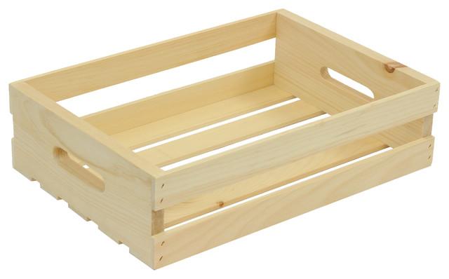 Half Crate