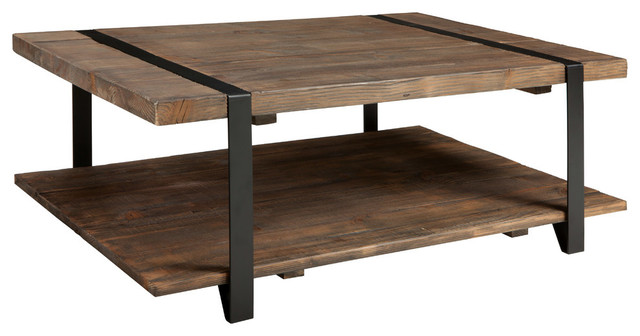 "Morrison Coffee Table, 48""x32""."
