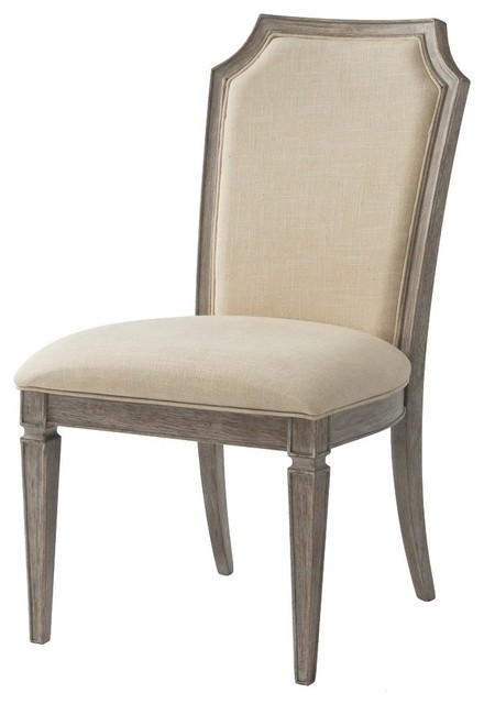 Bellamy Side Chairs, Set Of 2.