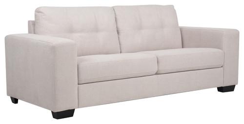 Houzz: Rita Tufted Cream Sofa