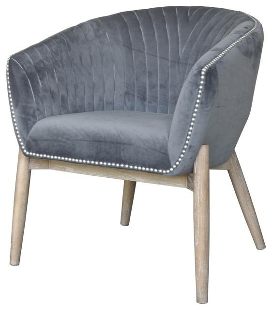 Nadia Club Chair by Gild
