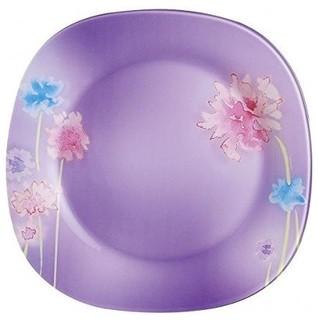 Luminarc 10\  Angel Purple Glass Dinner Plate - Contemporary - Dinner Plates - by Promaster Gifts  sc 1 st  Houzz & Luminarc 10\