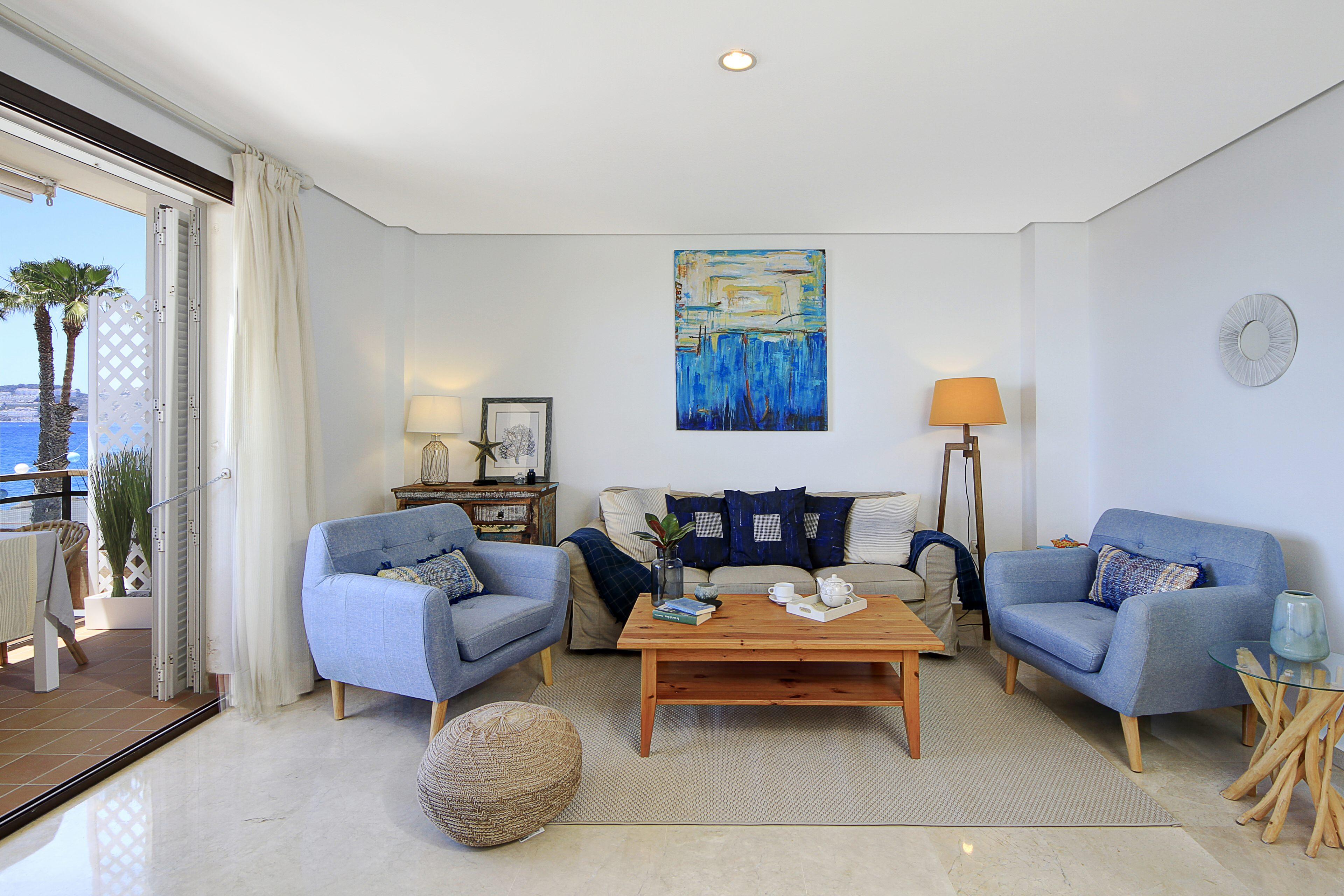 Apartamento en Almuñécar. Granada.